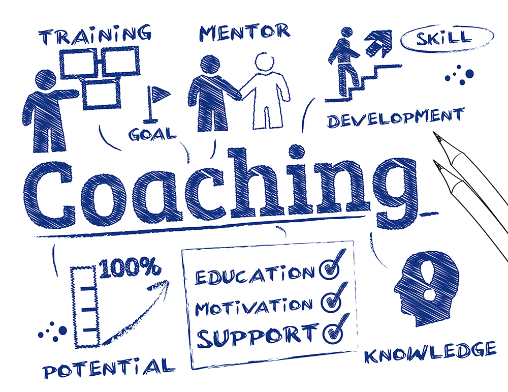 Coaching Vs. Training
