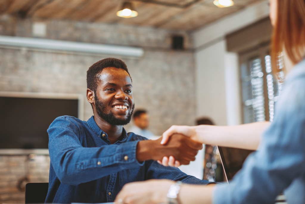 Customer Service Begins in the Interview - blog