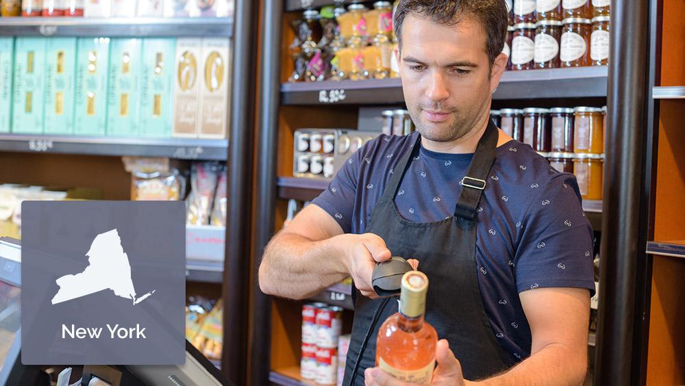 New York ATAP Off-Premise Alcohol Sales