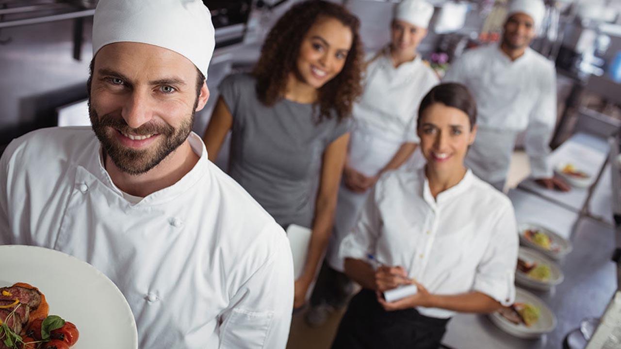 Restaurant Popular Training