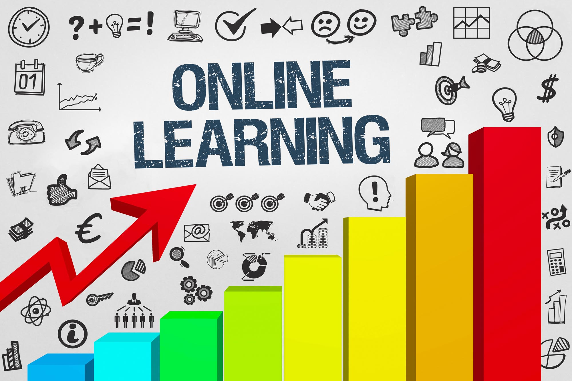 e-Learning by the Numbers