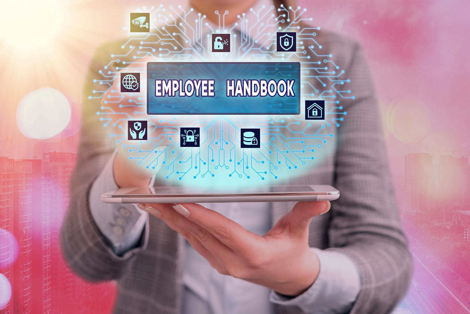 Digital Employee Handbook Best Practices
