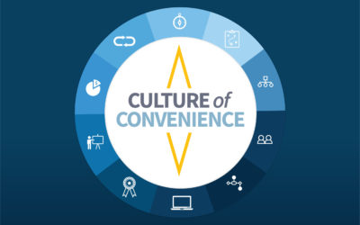 The 10 Strategic Elements of a Culture of Convenience